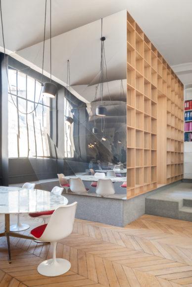 Architectes à Paris Spécialisés Dans La Réhabilitation Lextension